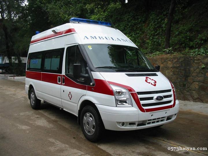 江浙沪地区  私人120救护接送车